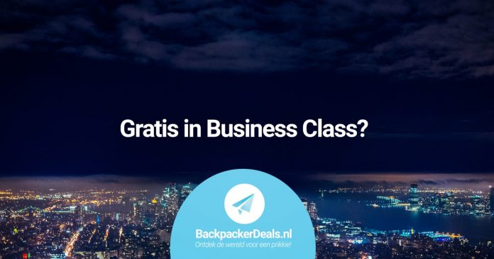 Gratis Business Class Upgrades