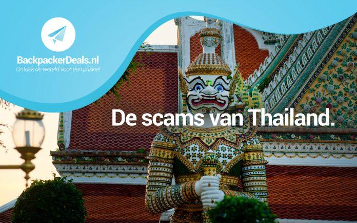 De scams van Thailand