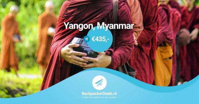 Yangon Myanmar deal
