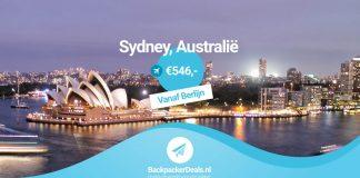 Goedkope vliegtickets Sydney