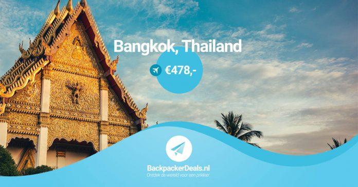 Bangkok Vliegticketdeal