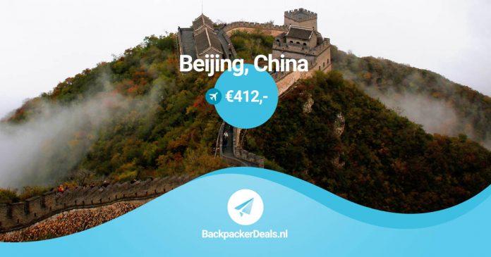 Beijing voor 412 euro