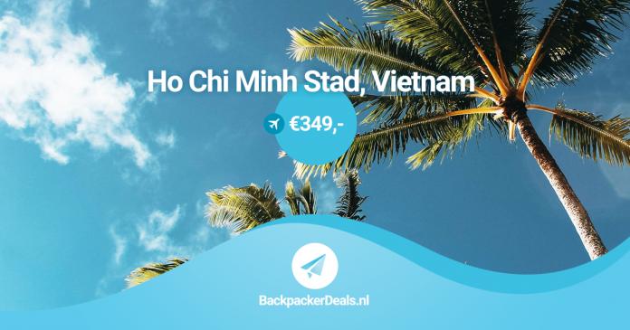 Vietnam voor 350 euro