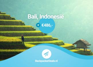 Bali vanaf 386 euro