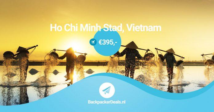Ho Chi Minhstad voor 395 euro