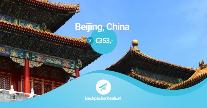 Beijing voor 353 euro