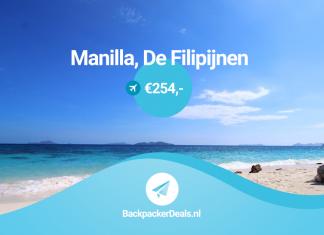 De Filipijnen voor 254 euro