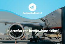 aeroflot betrouwbaar