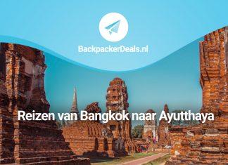 Bangkok naar Ayutthaya