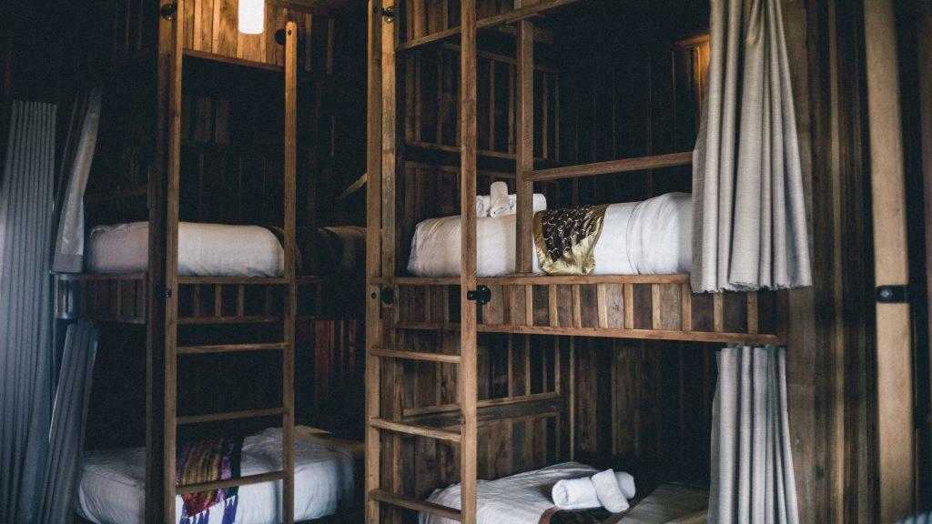 Leuk hostel in Thailand