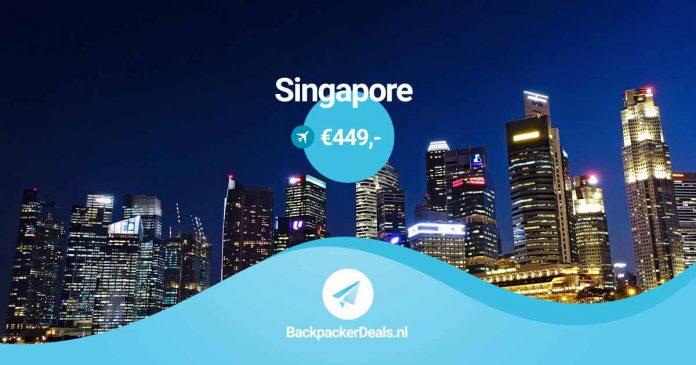 Singapore Deal