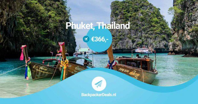 Phuket voor 366 euro