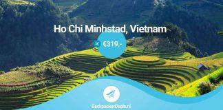 Reis naar Vietnam
