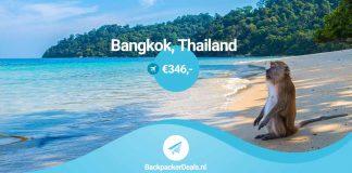 Thailand voor 346 euro
