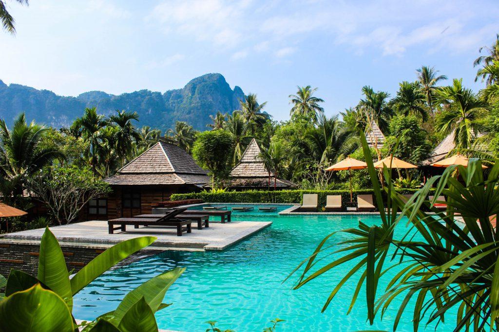 Luxieus hotel in Thailand