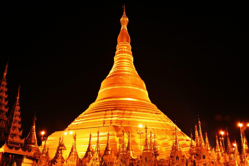 Shwe Dagon pagode
